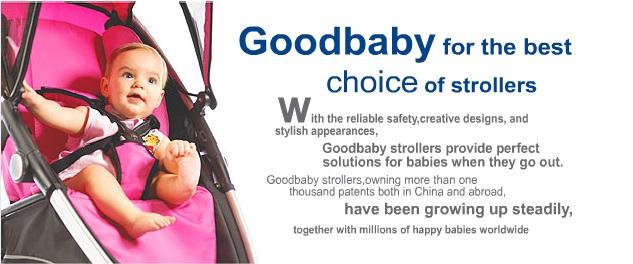 фото детской коляски goodbaby